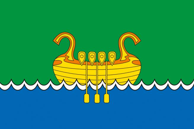 Флаг Андреапольского района
