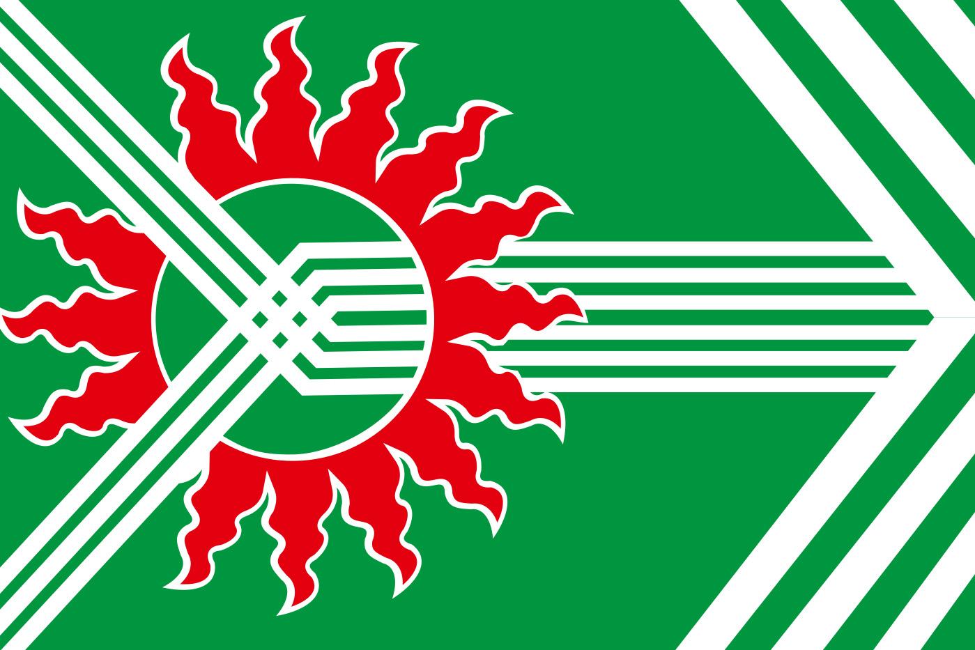 Флаг Асбеста