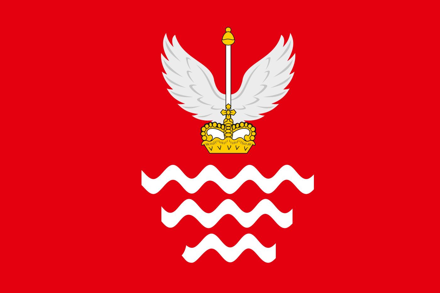 Флаг Ашукино