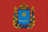 Флаг Астраханской губернии