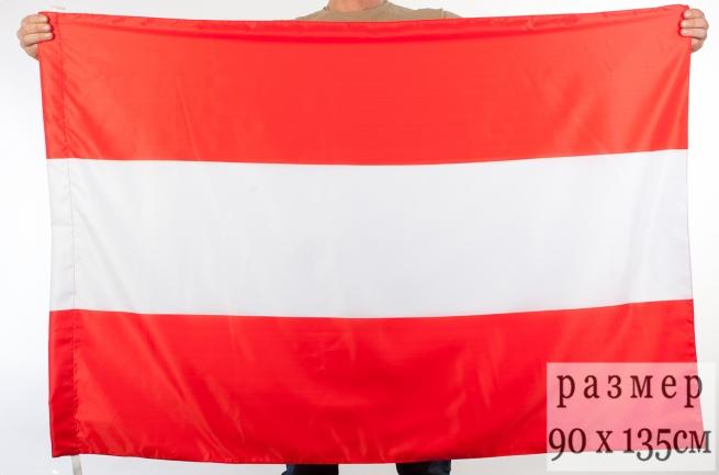 Флаг Австрии по акции