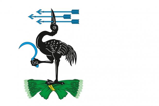Флаг Байкаловского района