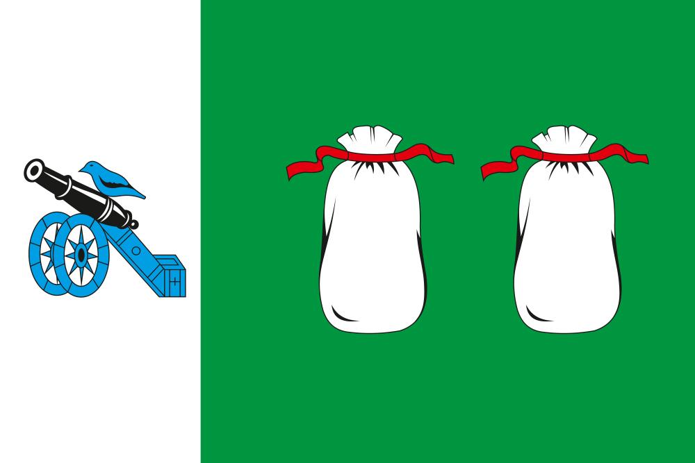 Флаг Бельского района