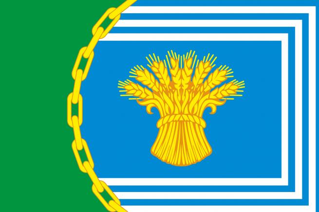 Флаг Чесменского района