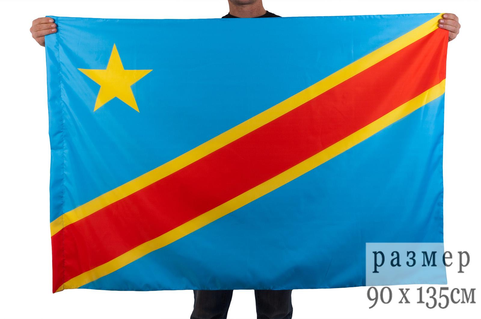 Флаг Демократической республики Конго, Купить государственный флаг