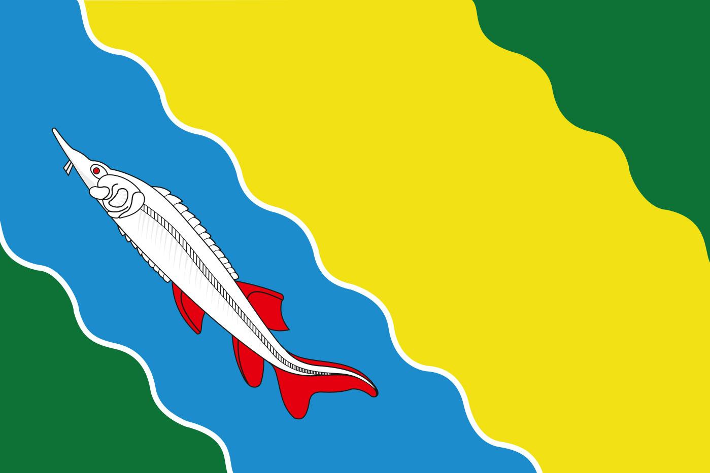 Флаг Ейского района