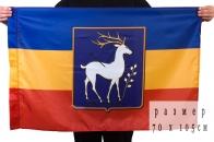 Флаг «Елень» Всевеликого войска Донского