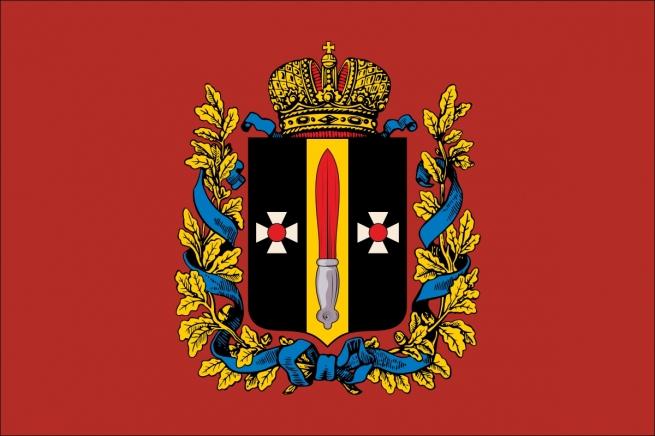 Флаг Елизаветпольской губернии