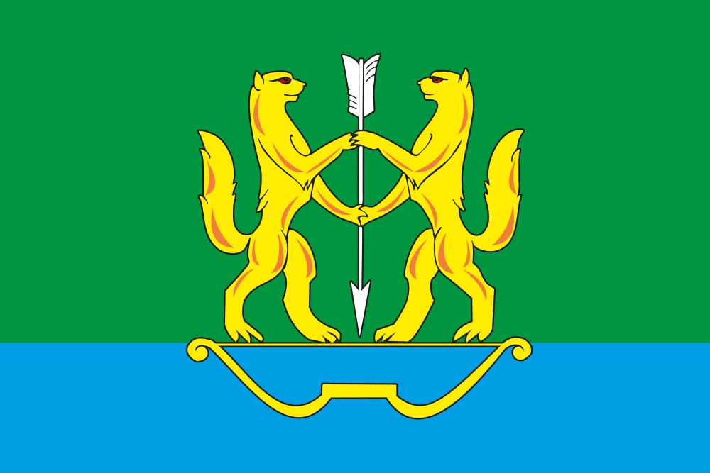 Флаг Енисейска