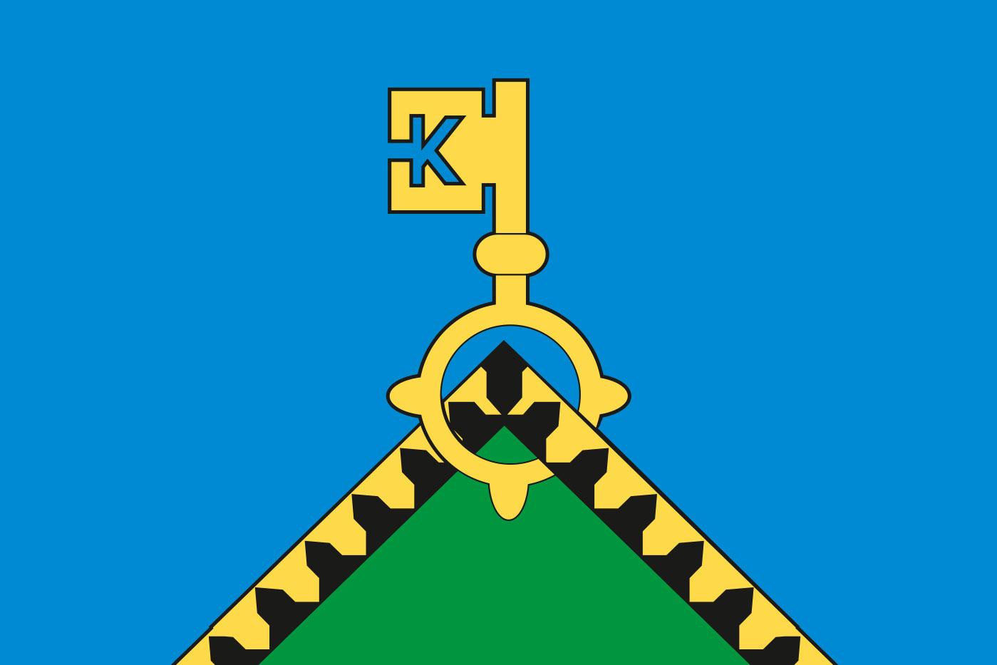 Флаг Качканара