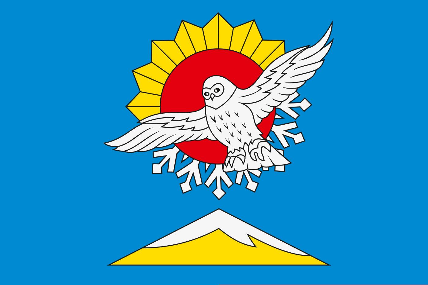 Флаг Кайеркана