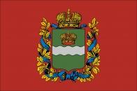Флаг Калужской губернии