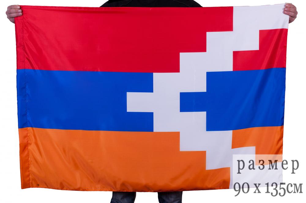 Купить флаг Карабаха с доставкой в любой город