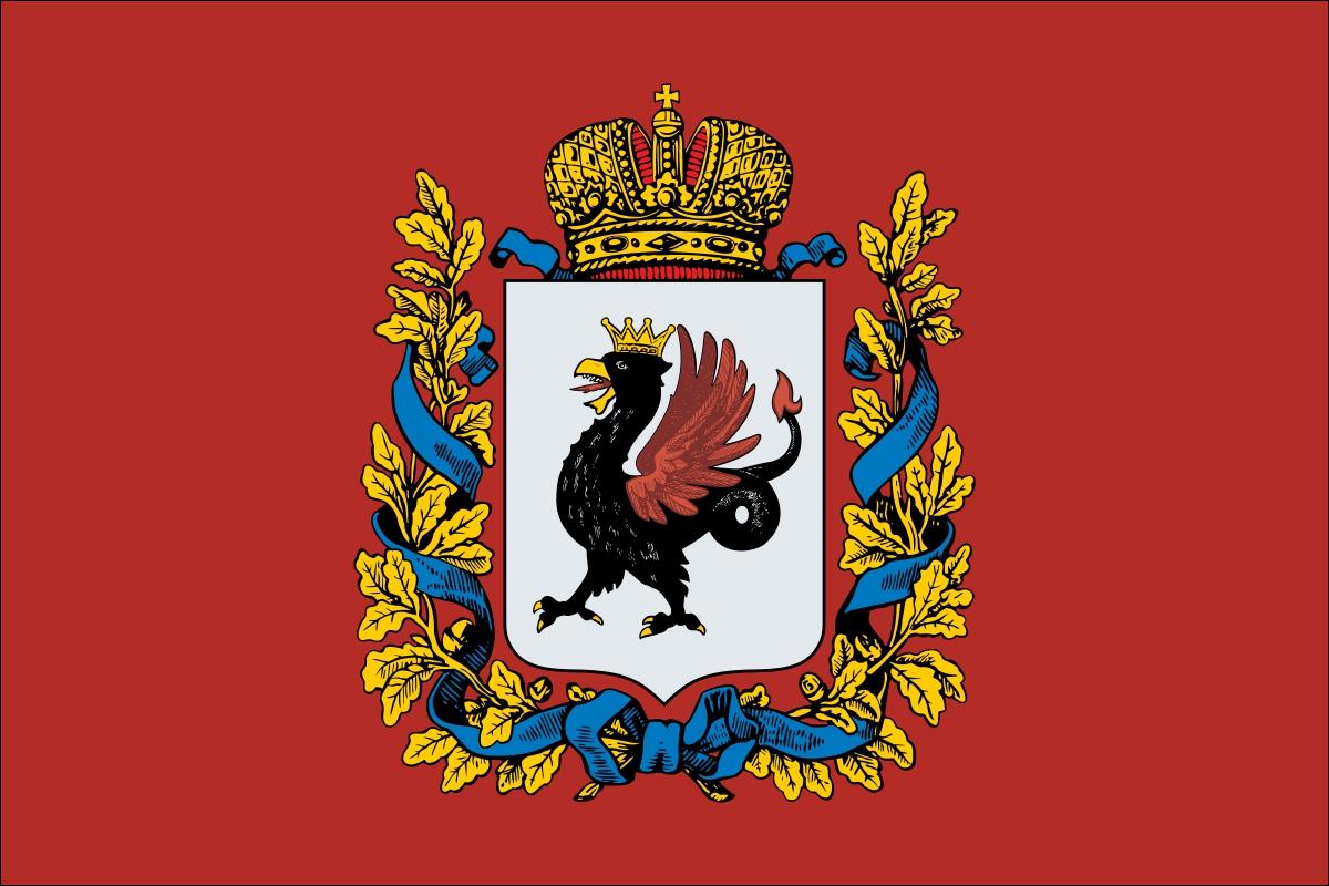 Флаг Казанской губернии