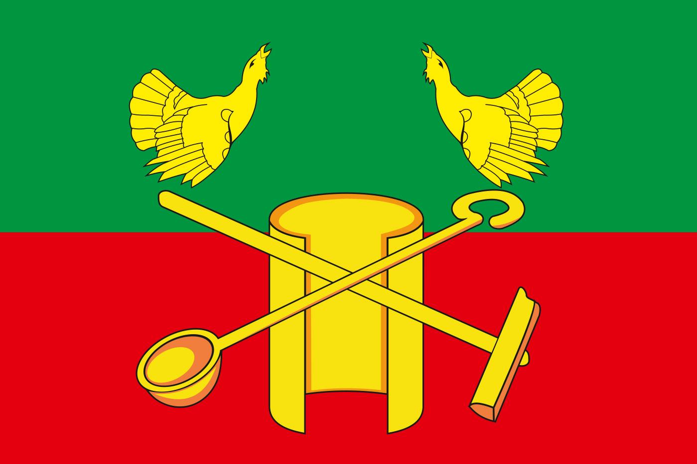 Флаг Кольчугино