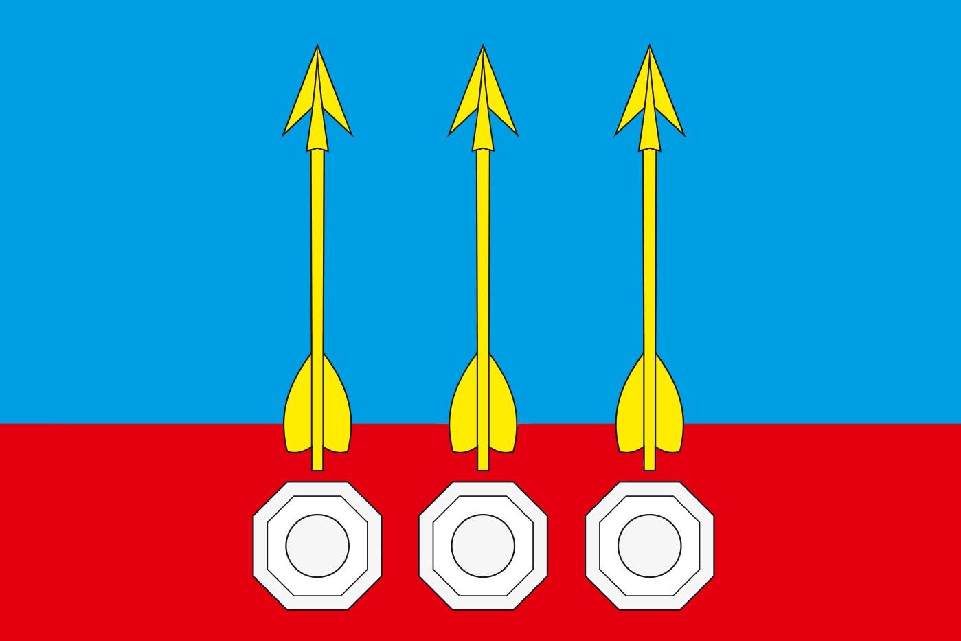 Флаг Комаровского