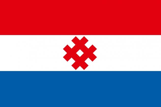 Флаг Коми-Пермяцкого округа