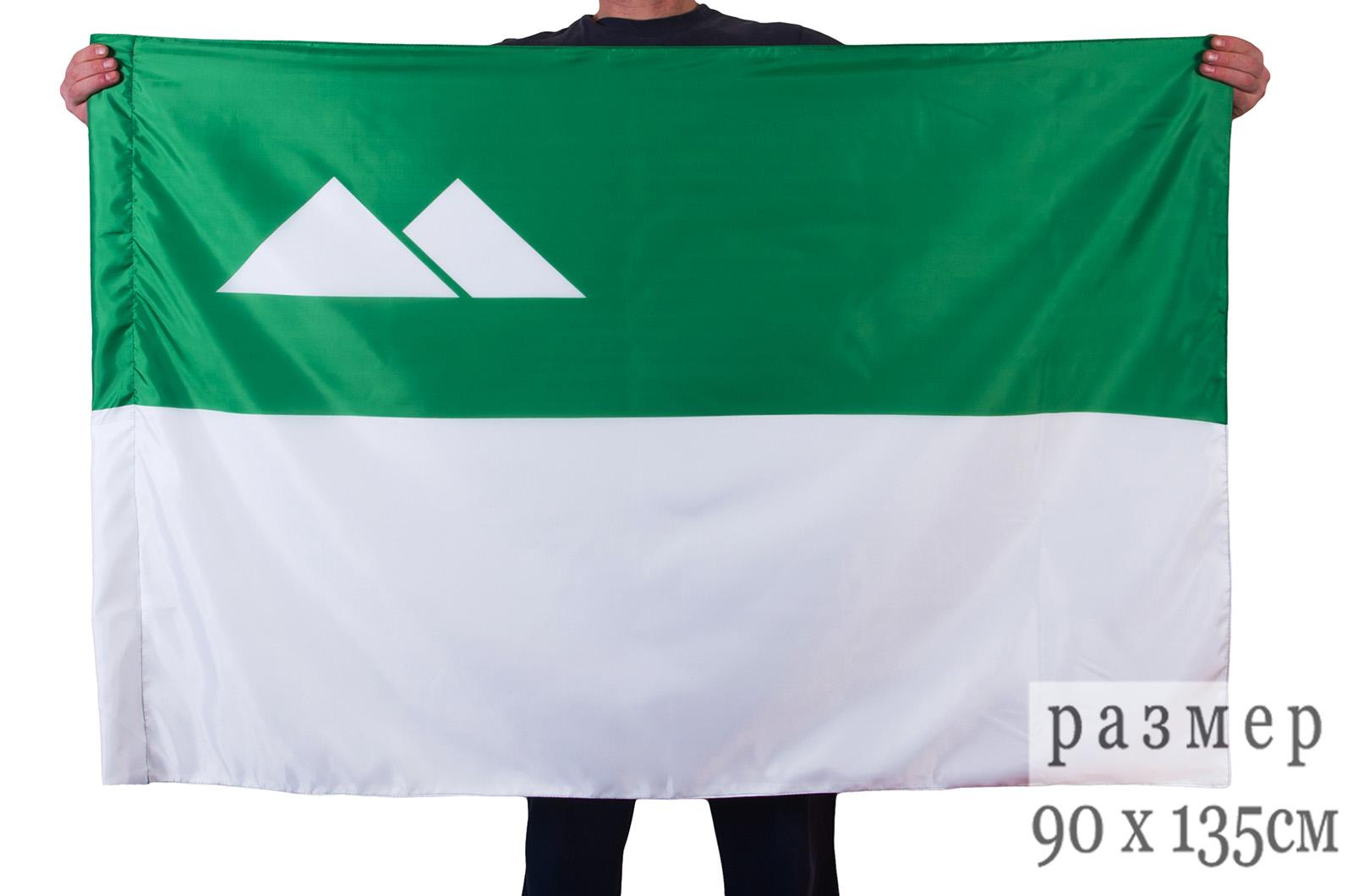 Флаг Кургана ко дню города Курган