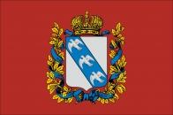Флаг Курской губернии