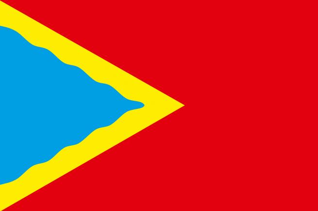 Флаг Лиманского района