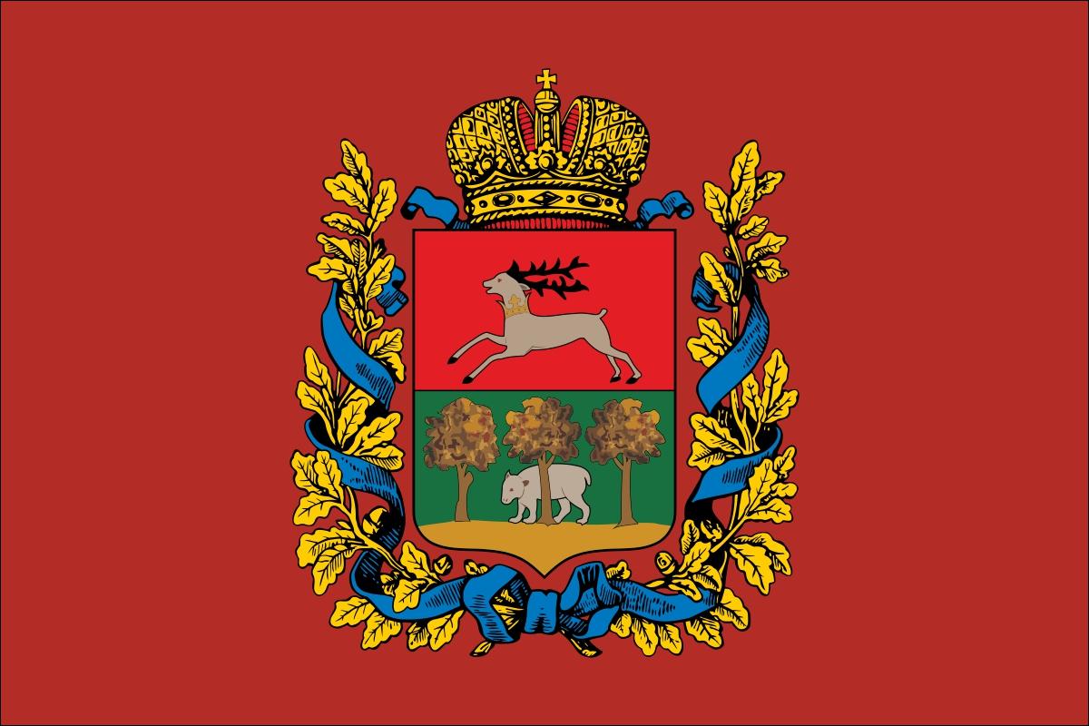 Флаг Люблинской губернии
