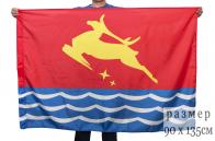 Флаг Магадана