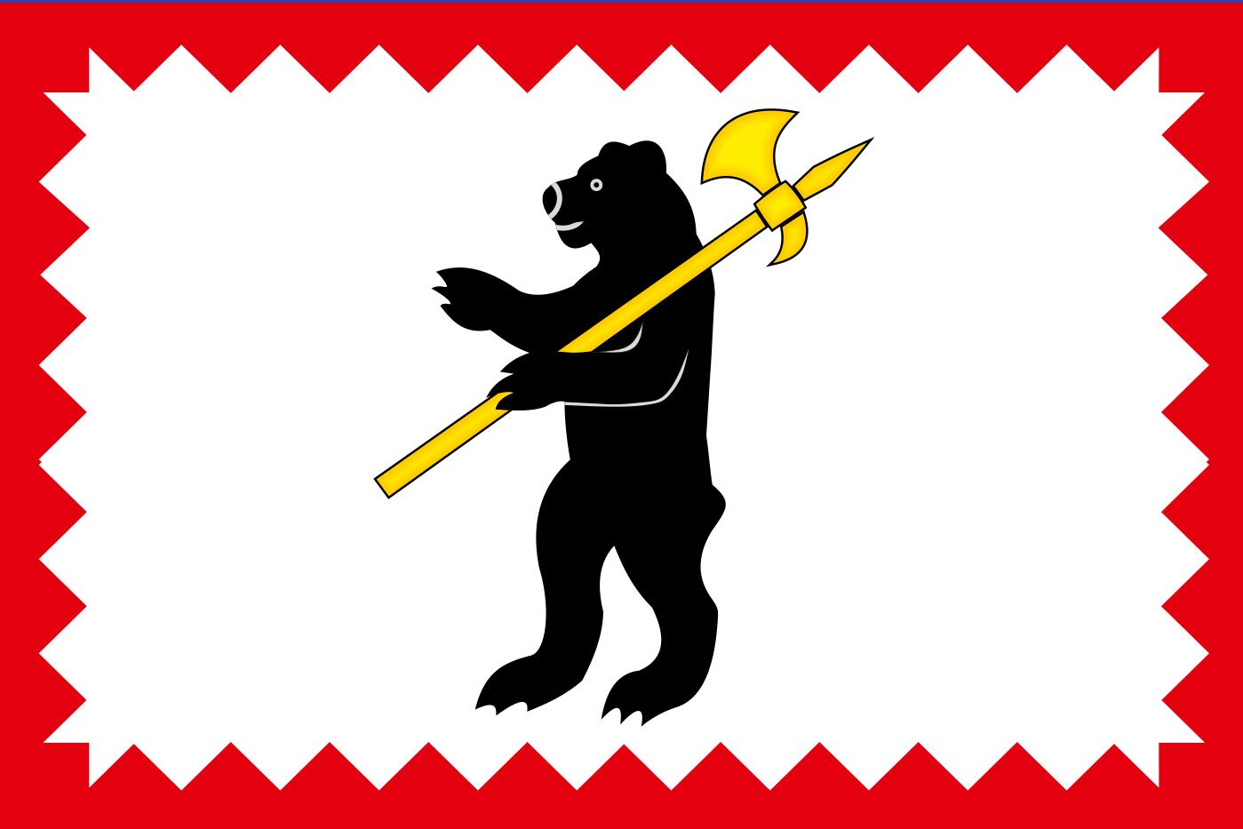 Флаг Малоярославца