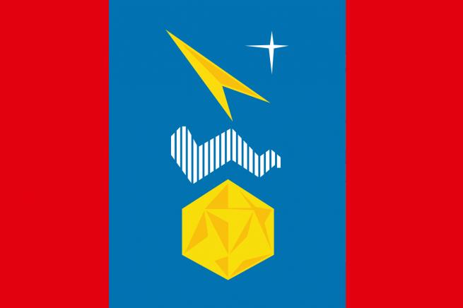 Флаг Мирного