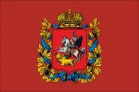 Флаг Московской губернии