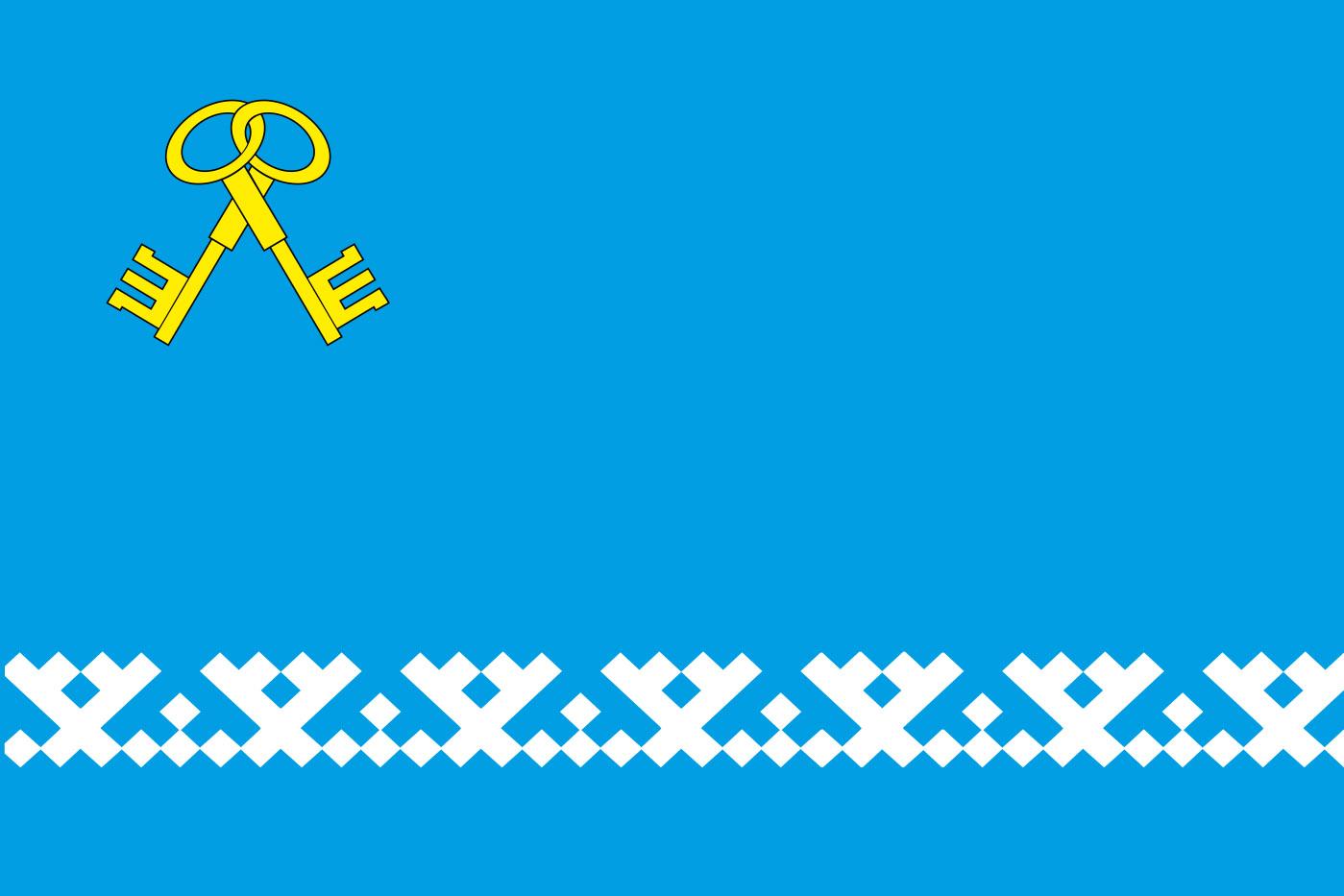 Флаг Муравленко