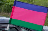 Флаг «Кубанское Казачье войско»