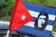 Флаг Кубы «Че Гевара»