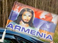 Флаг «Армения Иисус»