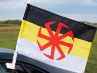 """Имперский флаг """"Коловрат Россия"""""""