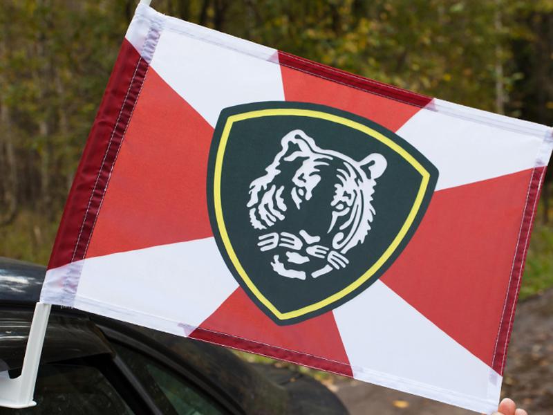 Флаг на машину с кронштейном Восточного регионального командования
