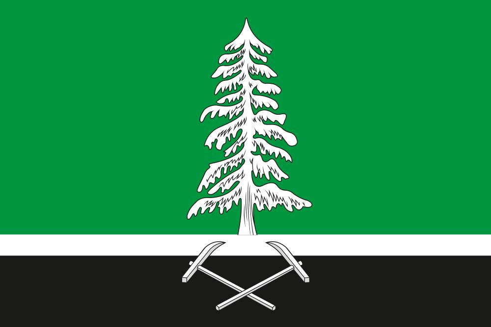 Флаг Нелидовского района
