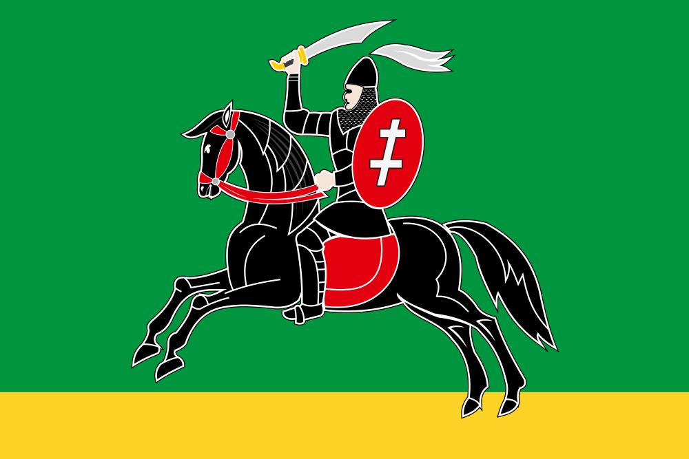 Флаг Невельского района