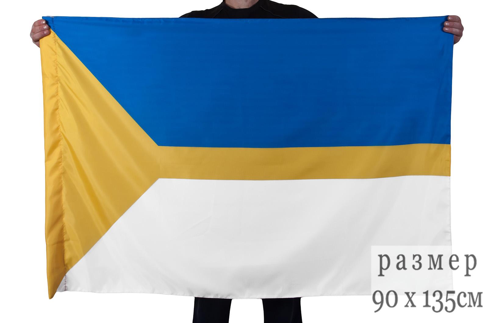 Флаг Нижневартовска