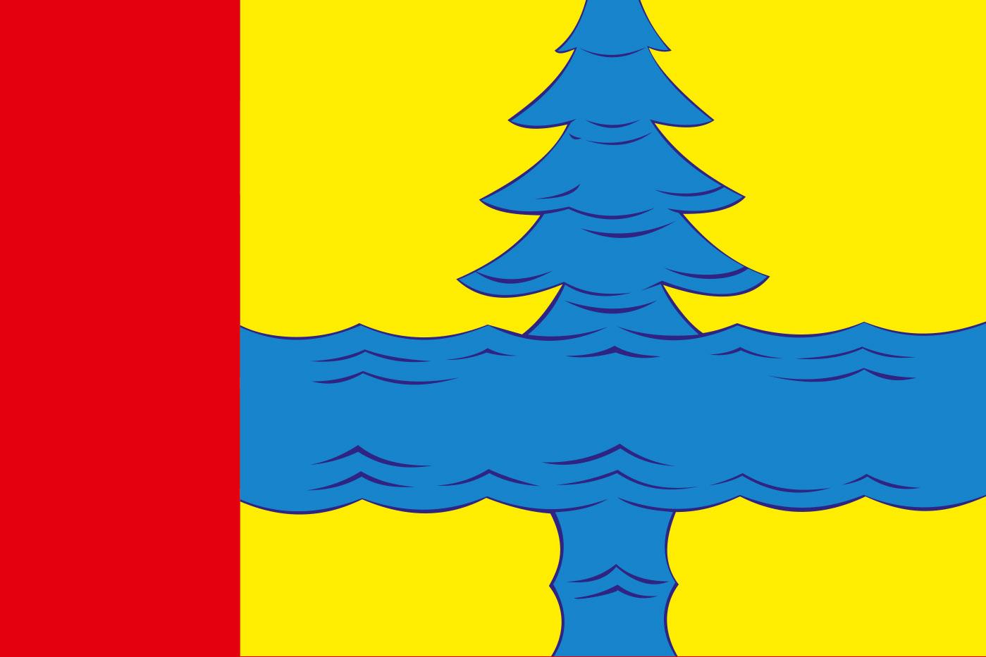 Флаг Нязепетровска