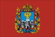 Флаг Орловской губернии