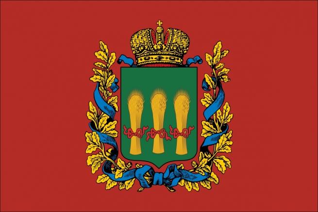 Флаг Пензенской губернии
