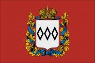 Флаг Петроковской губернии
