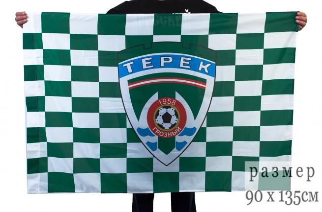 Флаг ПФК «Терек»