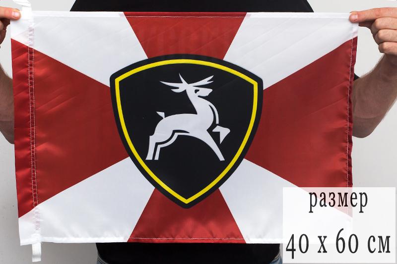 Флаг ПРК ВВ МВД России 40х60