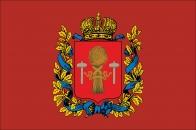 Флаг Радомской губернии