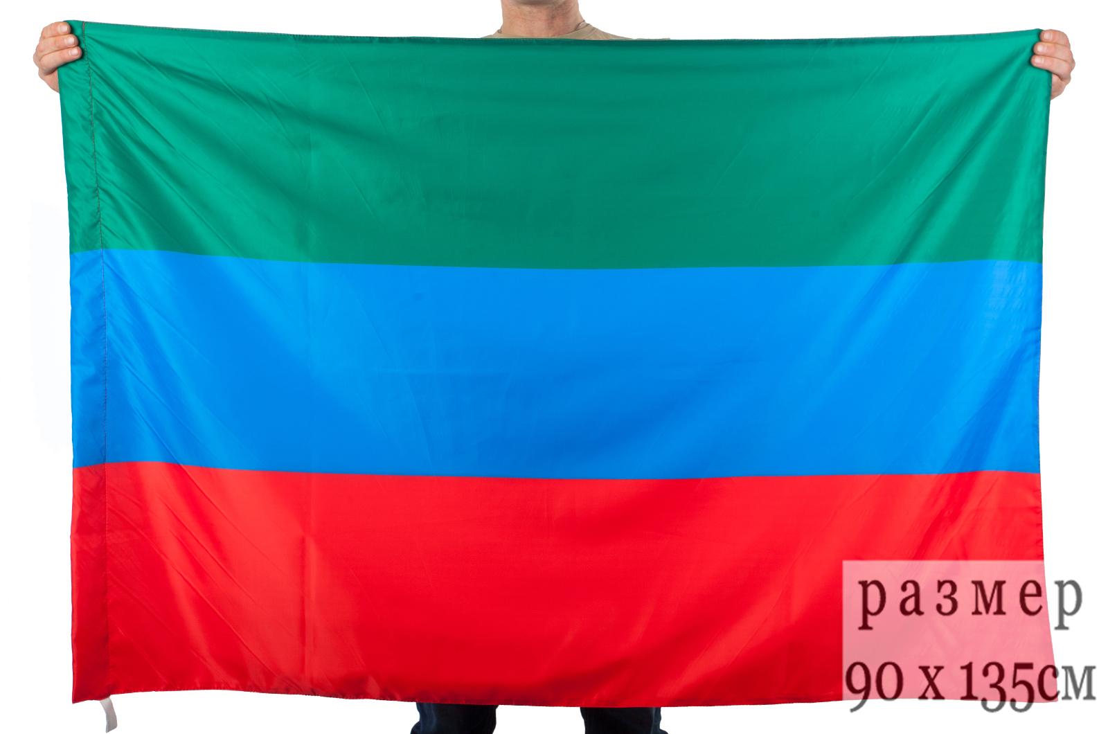 Флаг Республики Дагестан