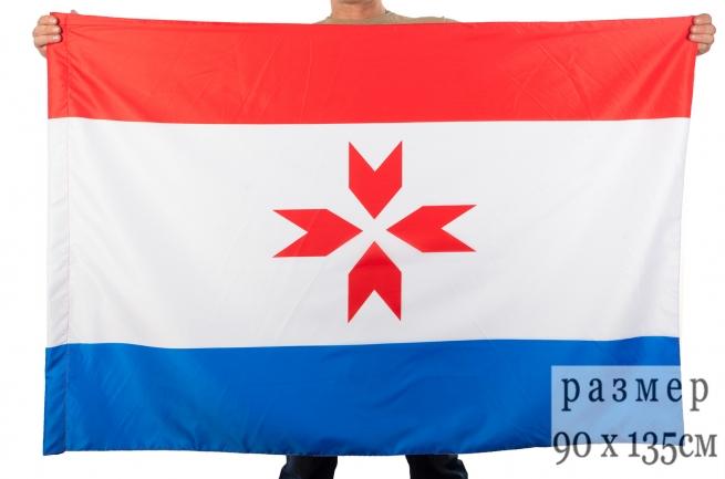 Флаг Республики Мордовия