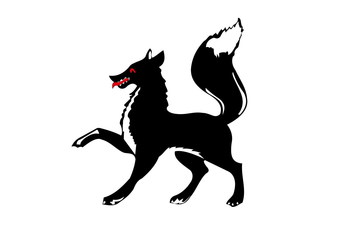 Флаг Салехарда