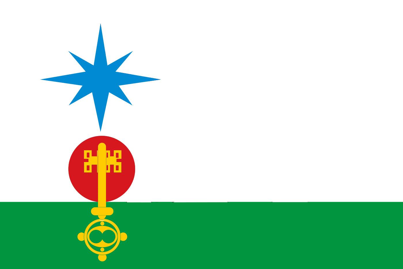 Флаг Североуральска