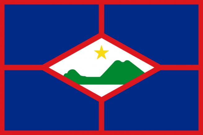 Флаг Синт-Эстатиус